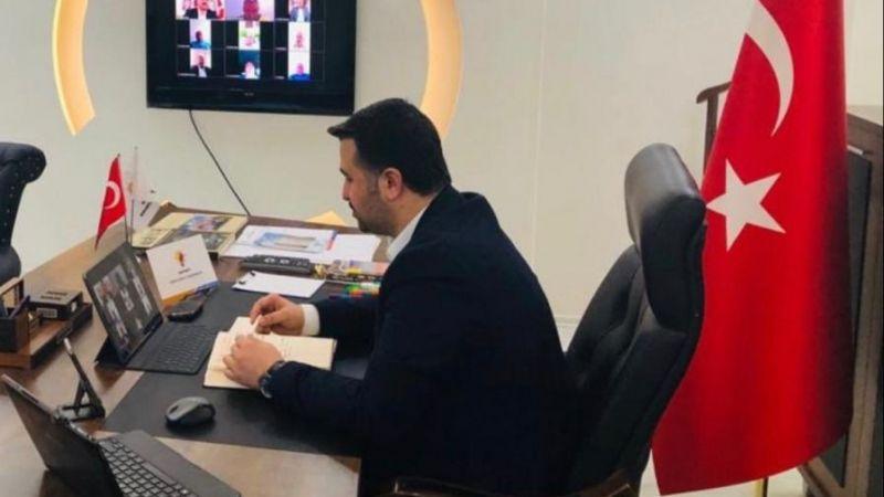 Başkan Yıldız Bozova ve Birecik ile önemli toplantı yaptı!