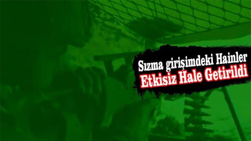 MSB duyurdu! Barış Pınarı bölgesinde sıcak çatışma!