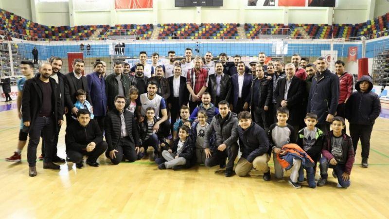 Haliliye Belediyespor Efeler Liginde