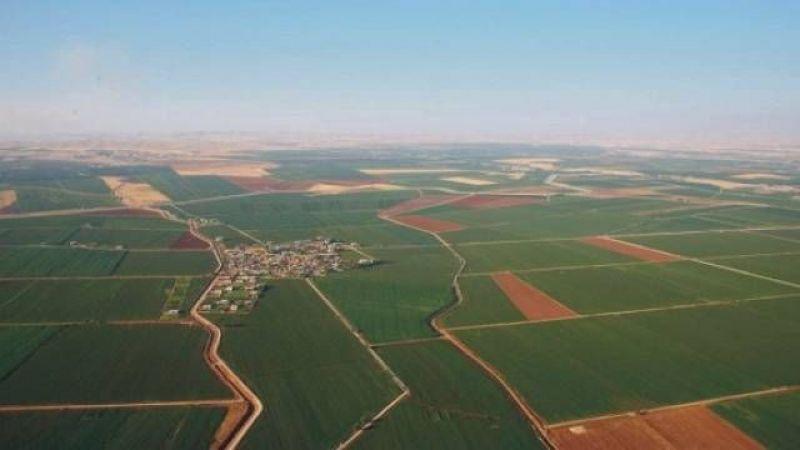 Şanlıurfa Türkiye'de en fazla tarım alanına sahip 3. İl