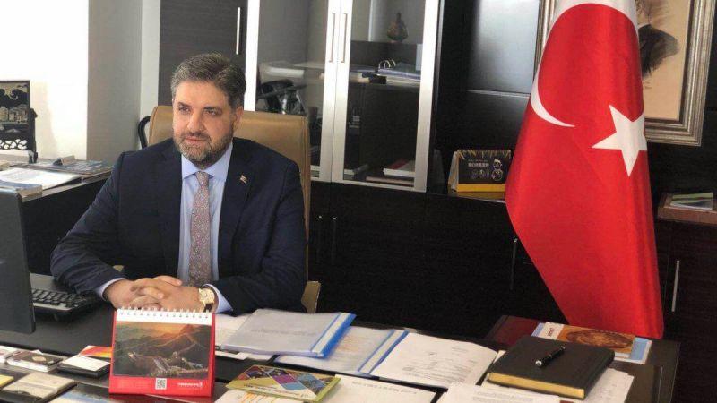 Urfalı Büyükelçi Önen'den Süt ihracatı müjdesi