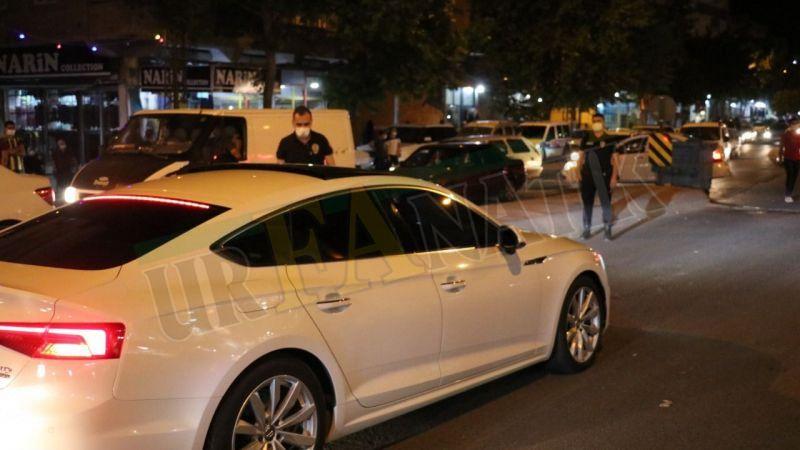 Urfa'da sokağa çıkma yasağına saatler kala yüzlerce ceza!
