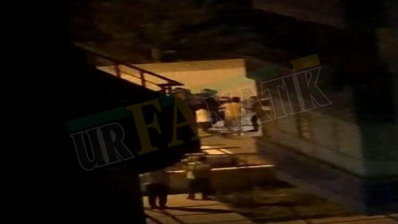 Urfa'da yasağı dinlemediler sokağı savaş alanına çevirdiler!