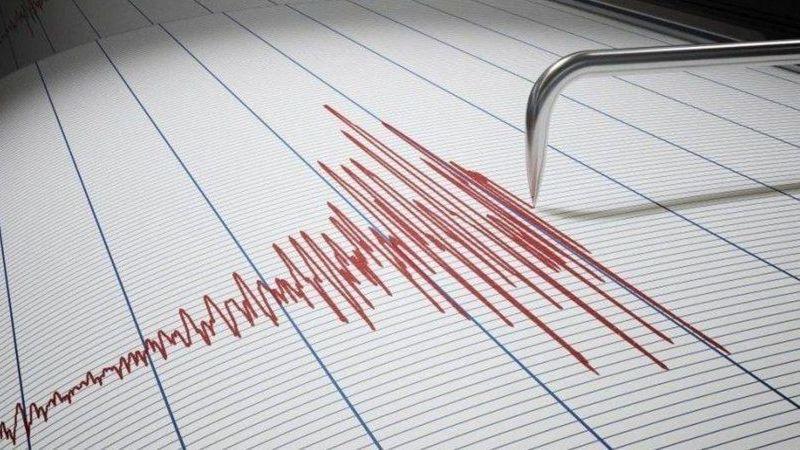 Sabaha karşı 3.7 büyüklüğünde deprem!