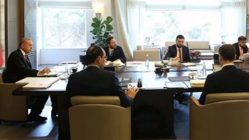 Bakanlar Kurulu toplandı, Cumhurbaşkanı Erdoğan açıklama yapacak