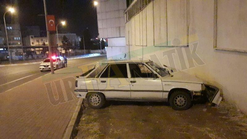 Urfa'da ilginç kaza, görenler döndü bir daha baktı