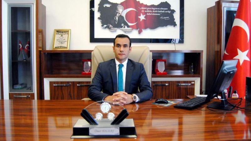 Siverek Ağır Ceza Mahkemesi Başkanı Ömer Yoldaş, Şanlıurfa'ya atandı