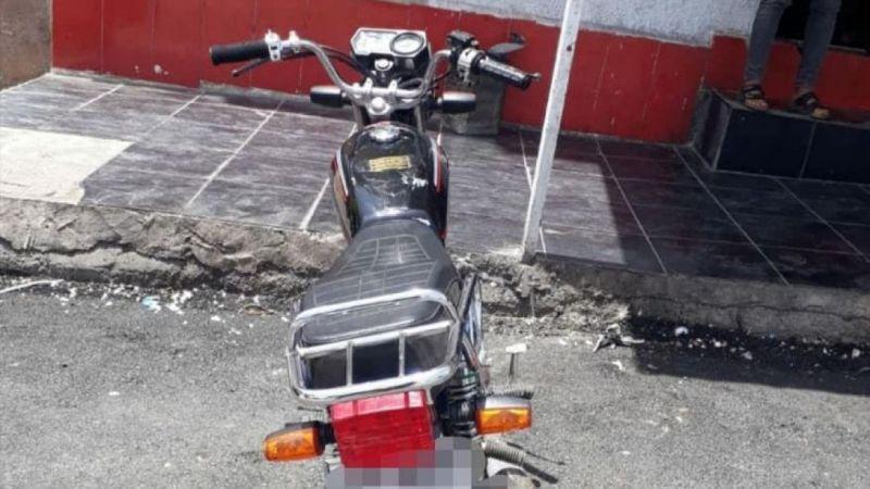 Gaziantep'te trafiği tehlikeye düşüren motosiklet sürücüsüne 3 bin lira ceza