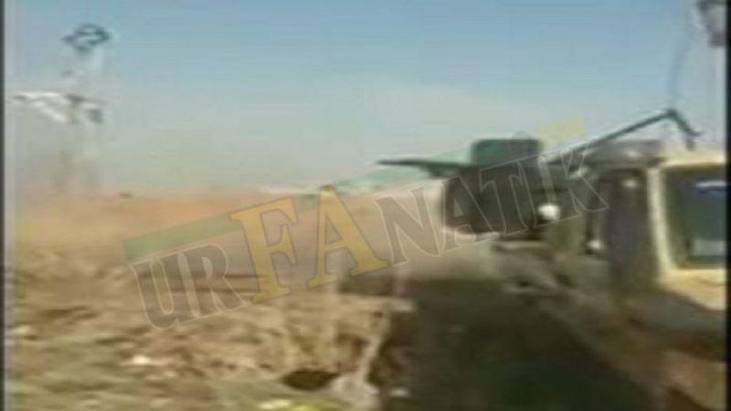 Ceylanpınar'da çatışmadan seken mermiler 3 kişiyi yaraladı!