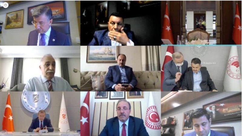 Urfalı Vekiller Urfa'nın elektrik sorununu Bakanlara iletti