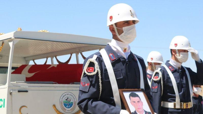 Urfa'da görev yapan Teğmen son yolculuğuna uğurlandı!