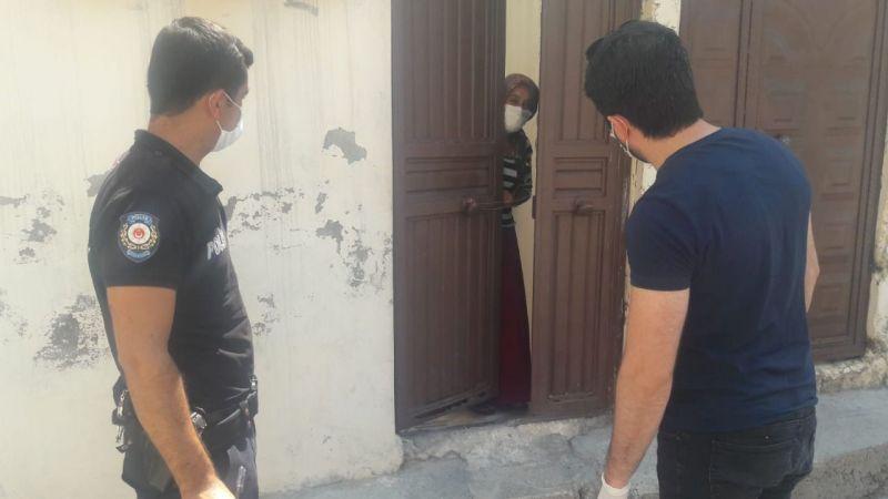 Urfa'da karantina kararına uymayanlara ceza kesildi!