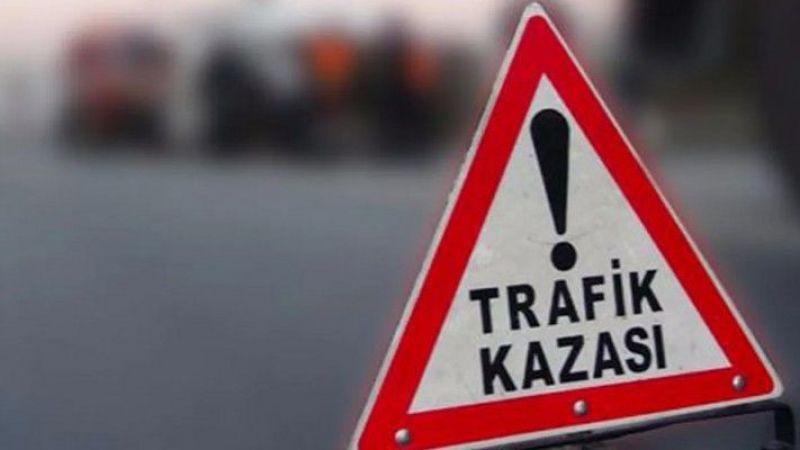 Harran'da otomobil mısır tarlasına yuvarlandı 1 ölü 1 yaralı