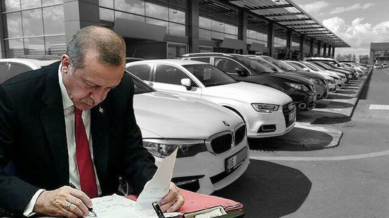 İkinci el düzenlemesi Cumhurbaşkanı Erdoğan'ın masasında!