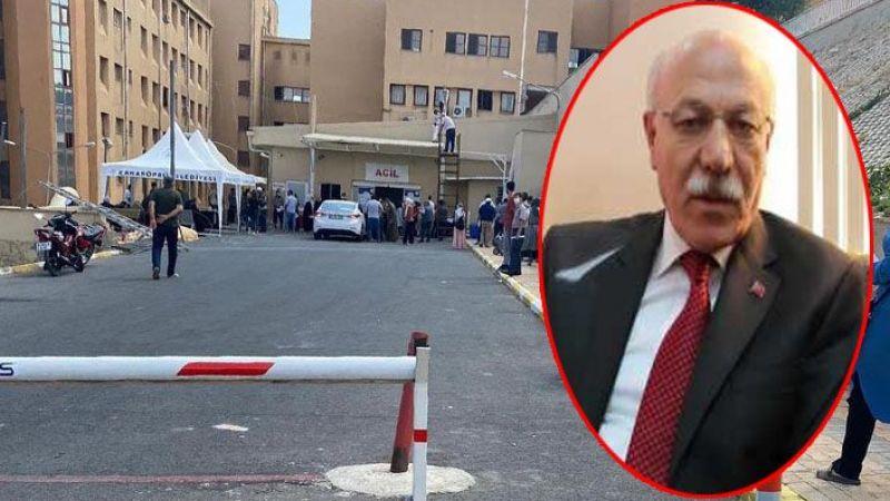 Urfa'daki korona testleri CİMERE şikayet edildi!