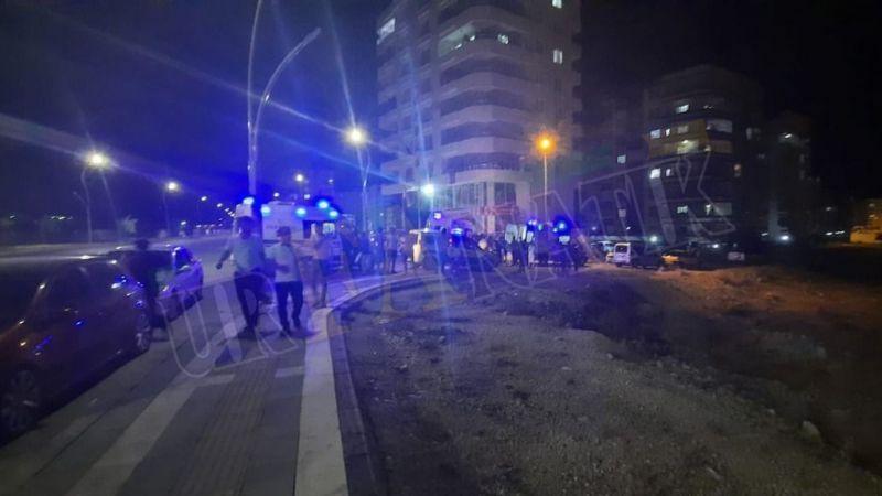Urfa'da İki grup arasında bıçaklı kavga: 1 yaralı