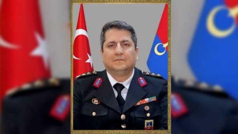Urfalı İl Jandarma komutanı Bilgiç göreve başladı
