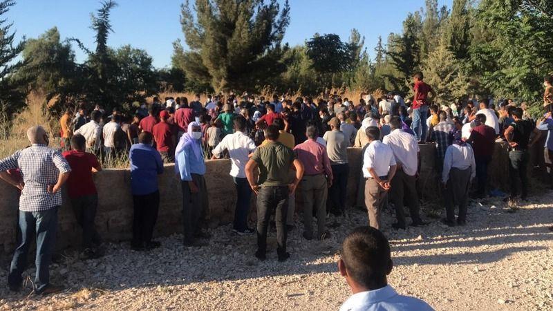 Urfa'da En acı kare! Yan yana uğurlandılar
