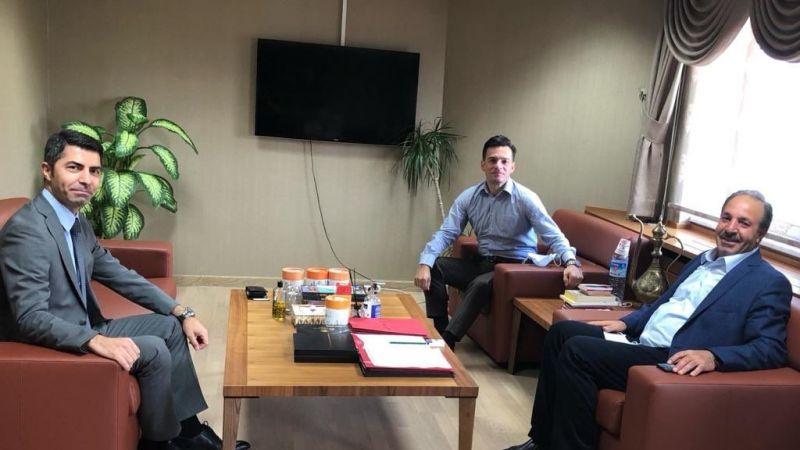 Vekil Özcan Göç idaresindeki personellerin sorunu iletti