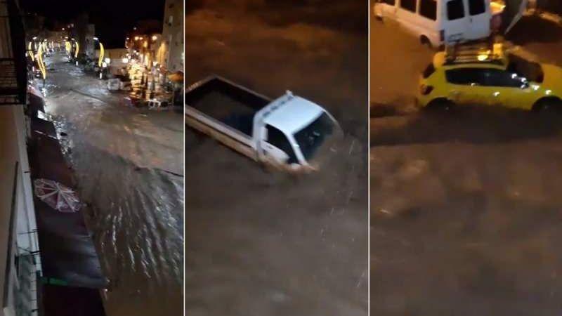 Sel felaketi: Bir asker şehit oldu, 2 vatandaş hayatını kaybetti