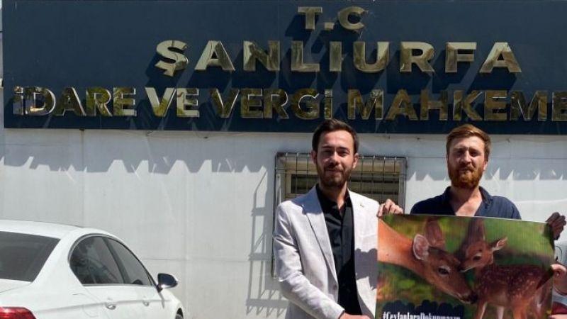 Urfa'da tepki çeken karara dava açıldı!