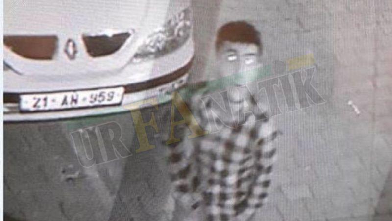 Urfa'da sinsi hırsız, marketteki sigara ve paraları çaldı!