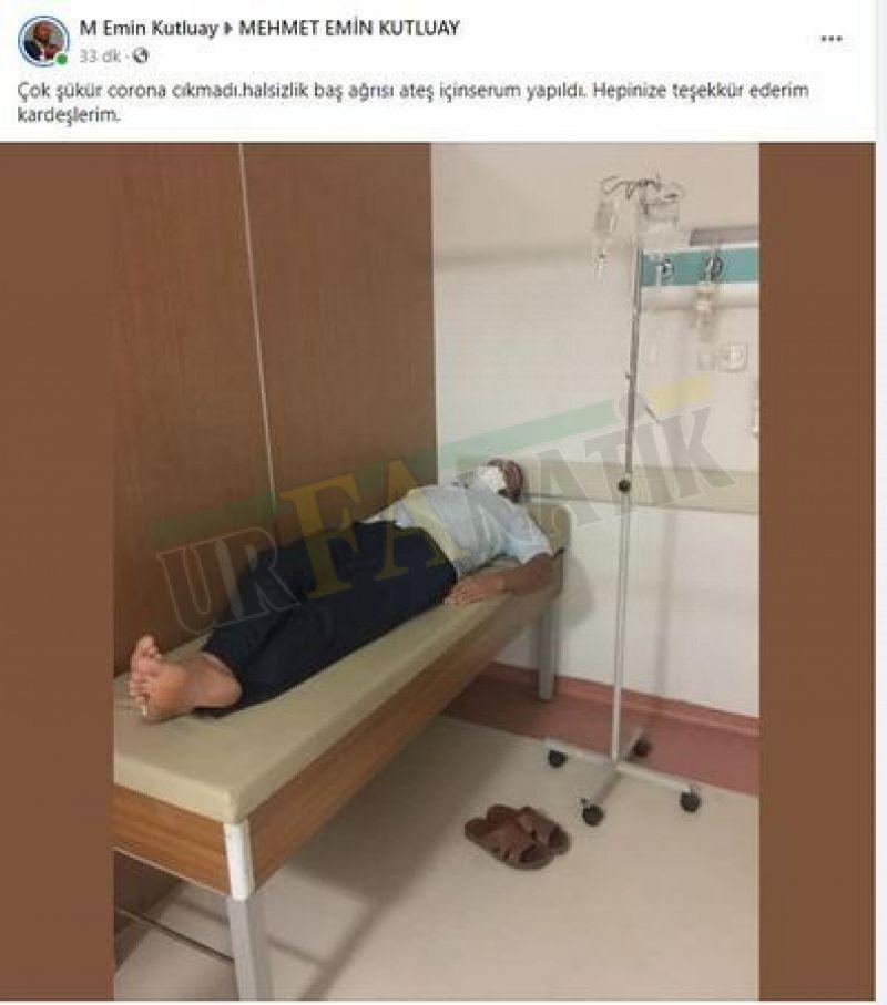 Aziz Hoca'nın oğlu hastaneye kaldırıldı!