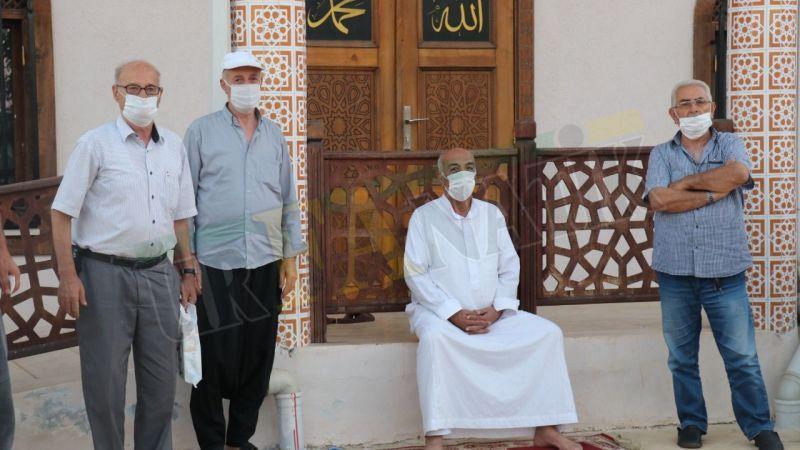 Urfa'da cami kapandı