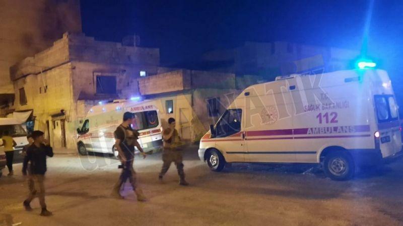 Urfa'da virüs öfkeyi engelleyemedi, akrabalar birbirine girdi