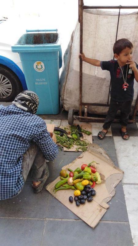 Urfa'da utandıran görüntü!