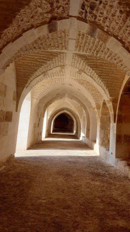 800 yıllık geçmişi olan tarihi yapı ziyaretçilere kapılarını açıyor
