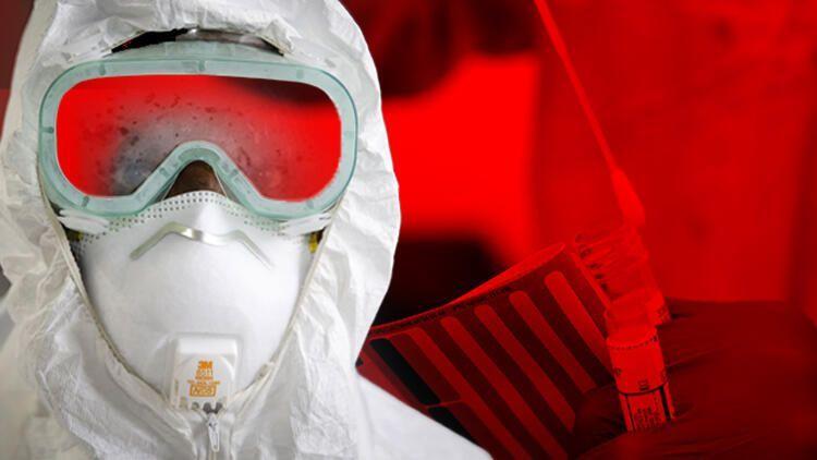 Son 24 saatte korona virüsten 65 kişi hayatını kaybetti