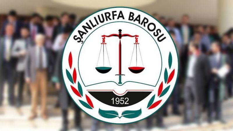 Şanlıurfa Barosu'nda adayların listeleri netleşiyor