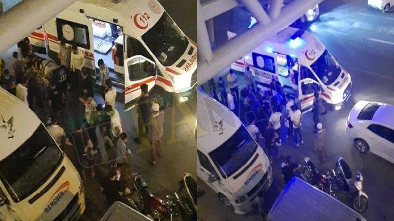 Haliliye'de Otomobil motosiklete çarptı: 1 yaralı