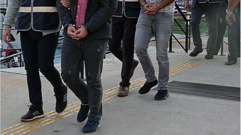Urfa dâhil 4 ilde eş zamanlı operasyon:13 şüpheliden 3'ü tutuklandı