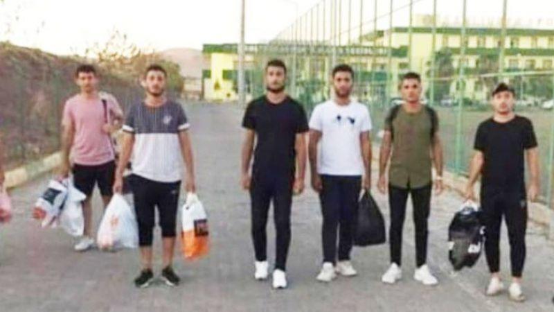 Urfaspor'a yakışmadı: Tesislerden çıkarıldılar