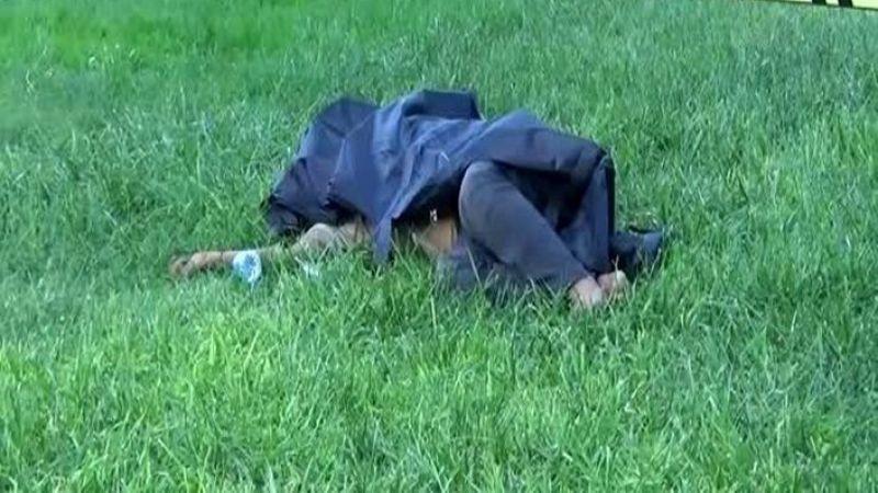 Siverekli adam parkta ölü bulundu