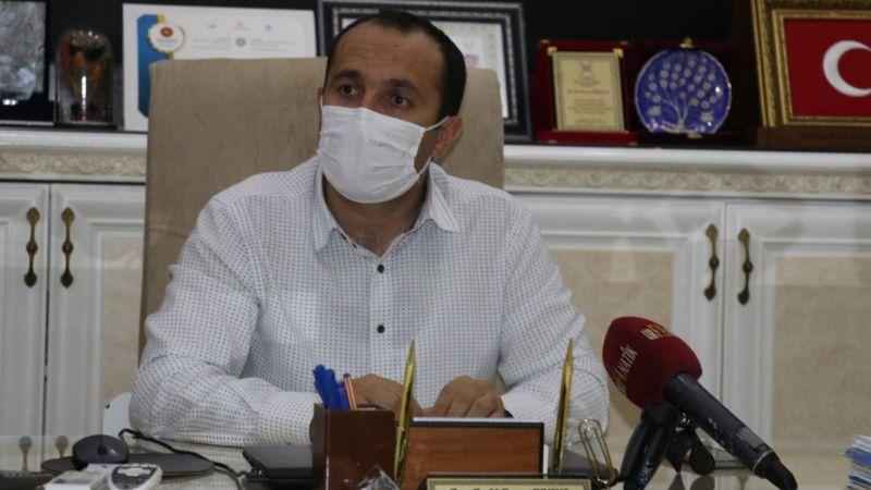 Şanlıurfa İl Sağlık Müdürü koronavirüse yakalandı