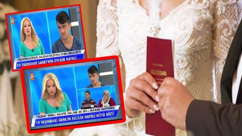 Evlilik vaadiyle bütün parasını Urfa'da kaptırdı!