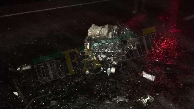 Urfa'da feci kaza: 1 ölü!