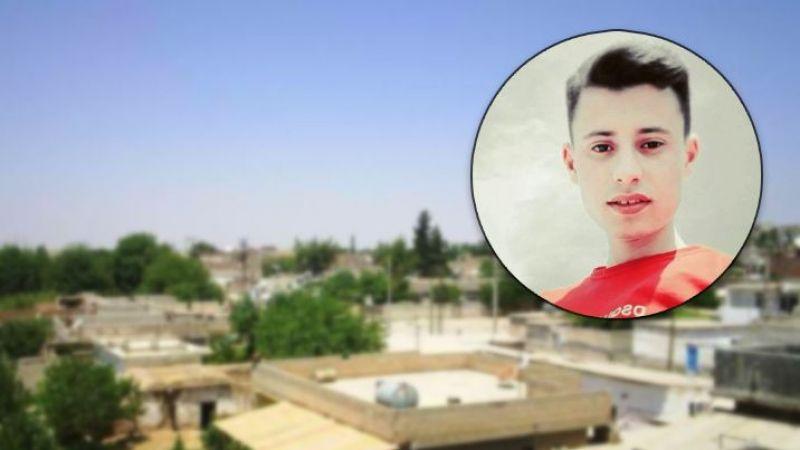 Urfa'da 18 yaşındaki gencin feci ölümü