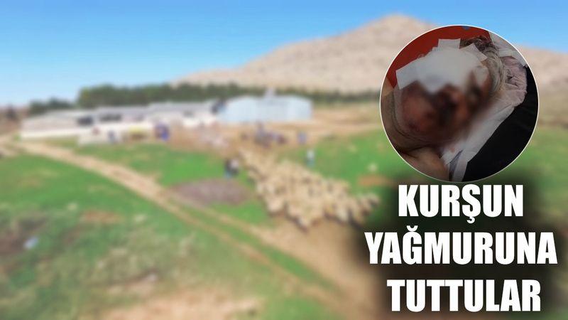 Urfa'da bir 'işgal' mücadelesi: Kurşun yağmuruna tutuldu