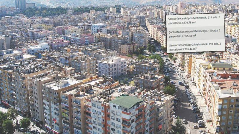 Urfa'daki o taşınmazlar özelleştirilecek!
