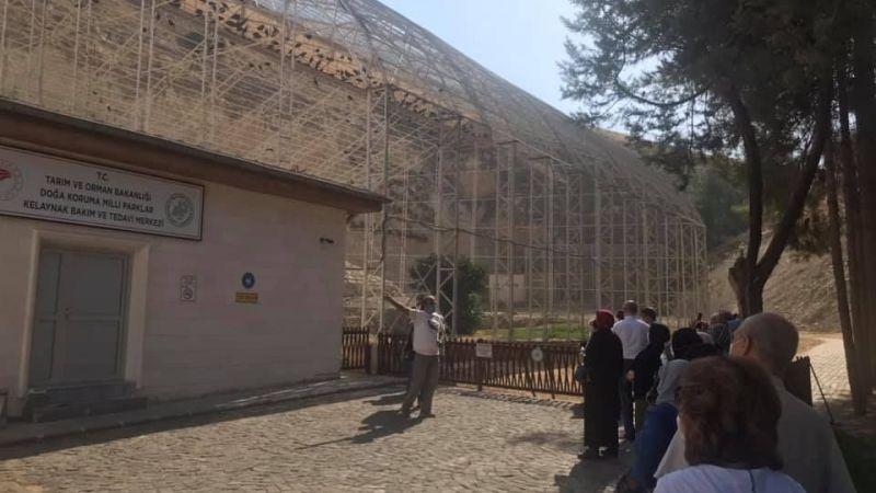 Urfa'nın o ilçesi turist çekmeye başladı