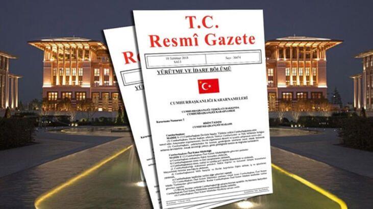 Başkan Erdoğan İmzaladı! Acele Kamulaştırma kararları Resmi Gazete'de