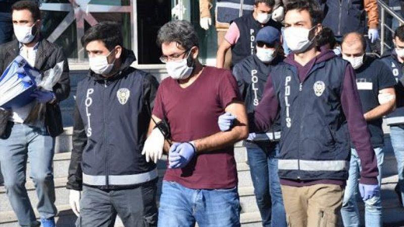 Suç örgütü çetesi çökertildi, 30 kişiden 14'ü tutuklandı
