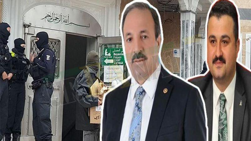 Vekil Özcan ile Başkan Yıldız'dan cami baskınına kınama