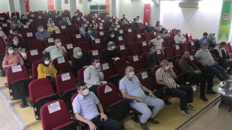 Urfa'da profesyonel fotoğrafçılık kursu açıldı