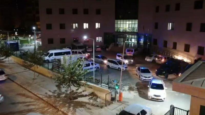 Urfa' da yapılan operasyonda 9 tutuklama!