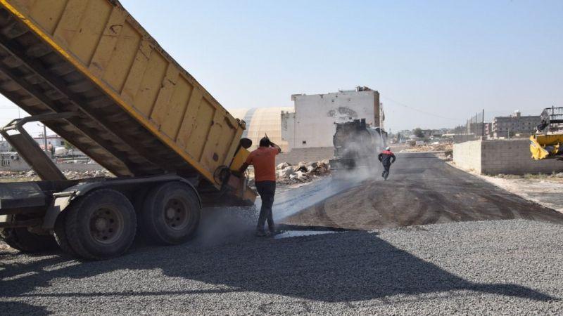 Viranşehir Belediyesinden asfalt hamlesi